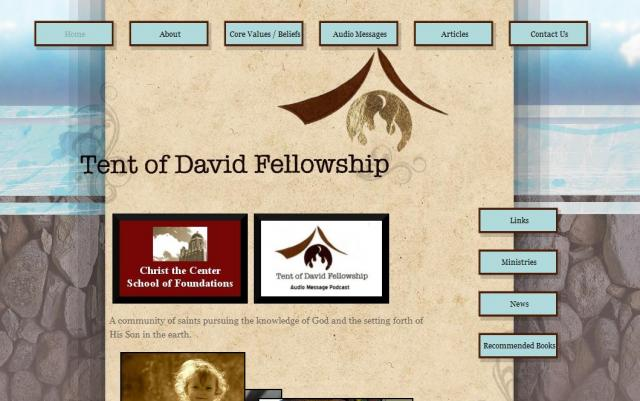 Tent of David Fellowship